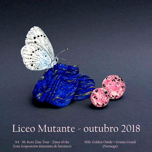 Liceo Mutante octubre 2018